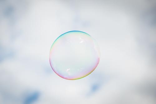Beautiful Joy Happy Freedom Flying Tall Toys Soap bubble