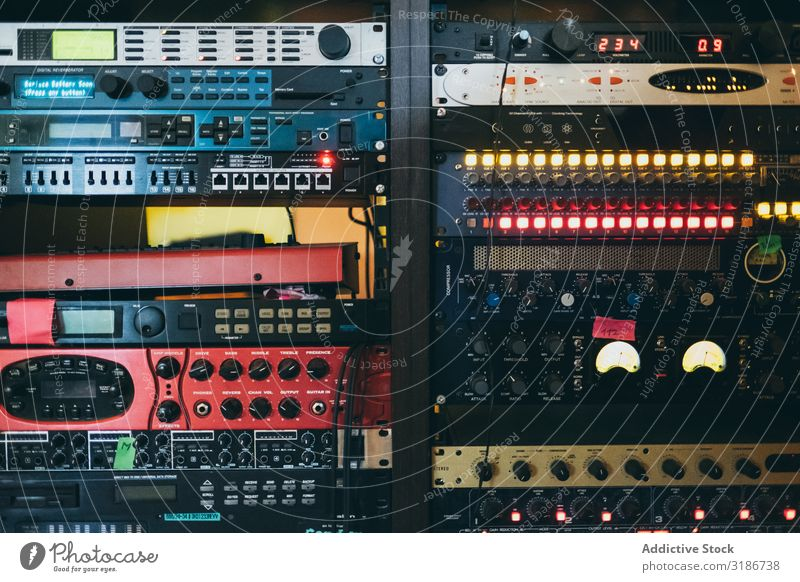 Music sound stereo machine system Engineer Composer Surveillance Gearwheel Sound Production Radio (broadcasting) Technician