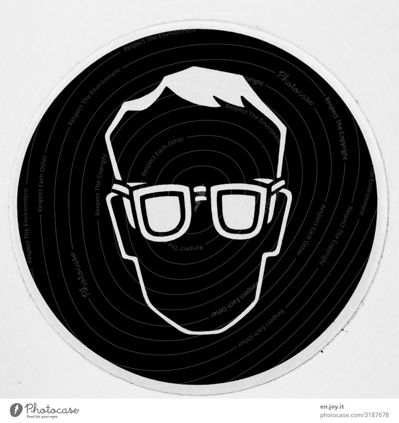 Glasses on Laboratory Profession Laboratory assistant Chemist Scientist Industry Health care Chemical Industry Science & Research Advancement Future Man Adults