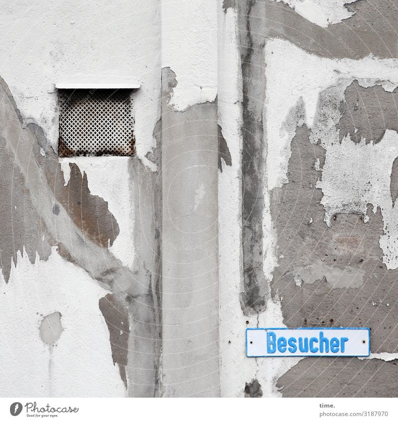 patchwork Whimsical Facade perspective Inspiration Puzzle Wall (building) Attachment Crack & Rip & Tear late Broken Trashy perpendicular Gray bailer