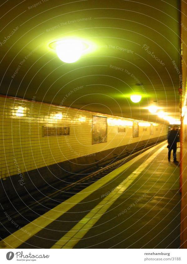 Berlin Station Underground Train station