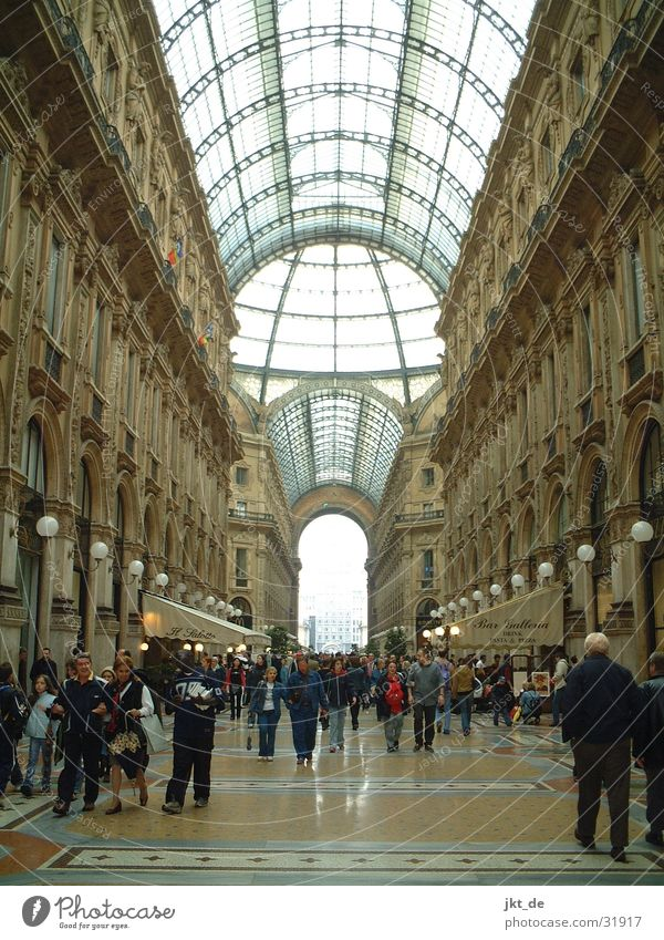 Italy Architecture Milan