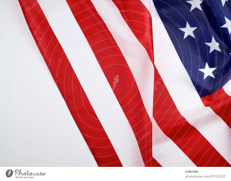 national textile flag of United States of America Freedom Feasts & Celebrations Wind Cloth Stripe Flag Historic Blue Red White Independence Attachment america