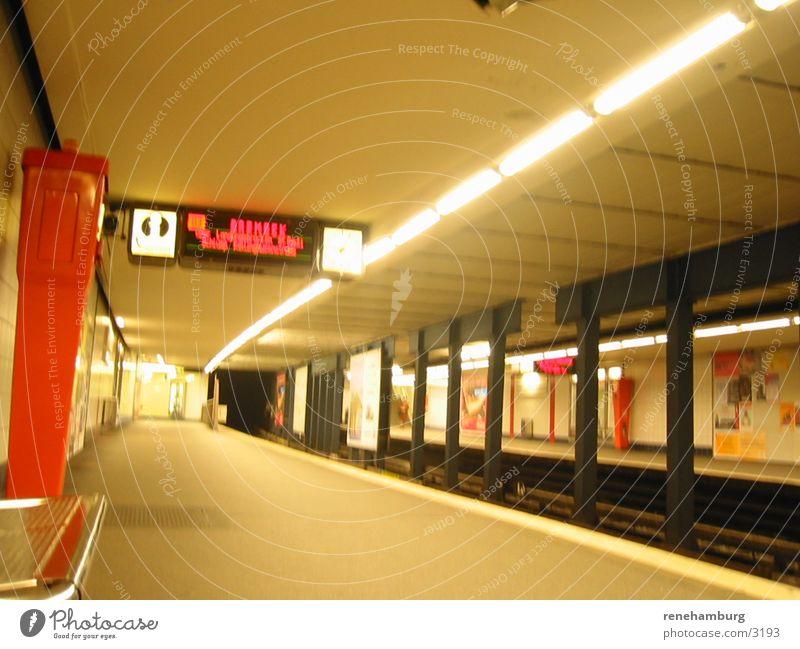 Hamburg Station Underground London Underground