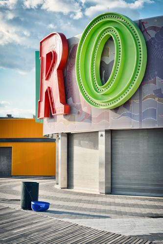 R + O all colorful and happy Joy Leisure and hobbies Playing Vacation & Travel Trip Feasts & Celebrations Fairs & Carnivals New York City Coney Island Brooklyn