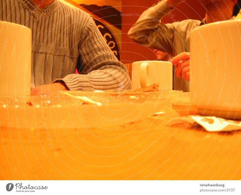 Nutrition Table Café Cup
