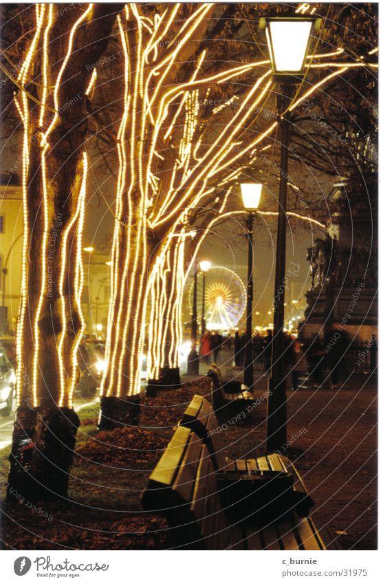 x-mas in Berlin Christmas decoration Ferris wheel Tree Lamp Europe Christmas & Advent Light