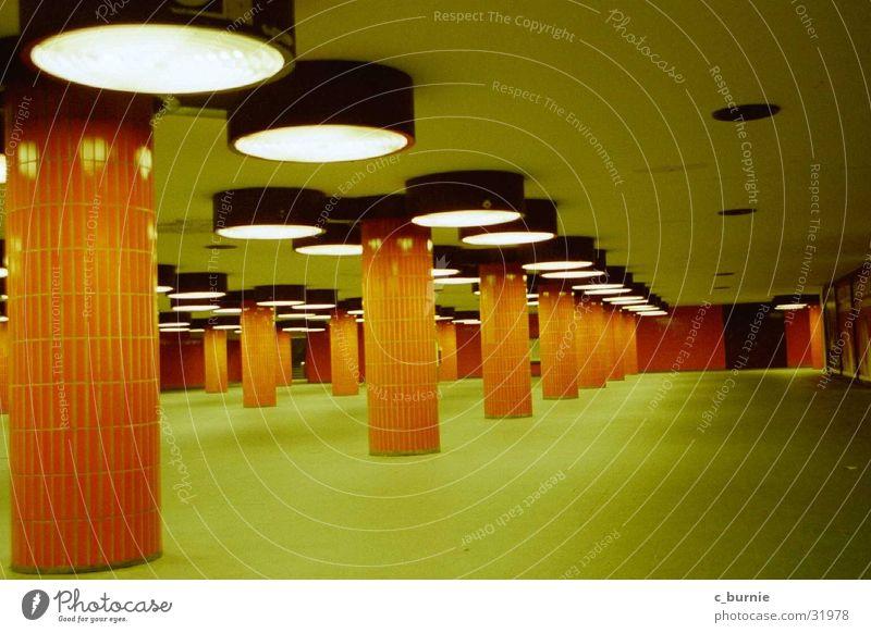 Loneliness Transport Under Passage Underpass