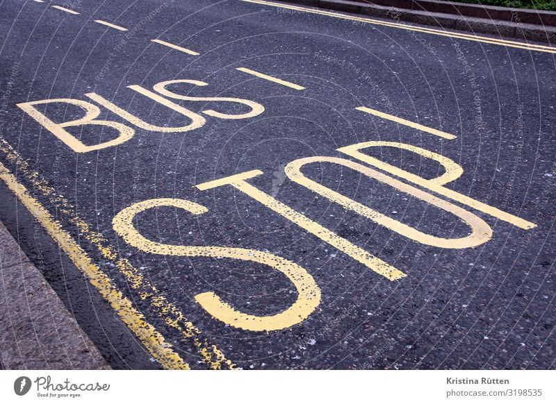 bus stop Town Transport Means of transport Traffic infrastructure Passenger traffic Public transit Road traffic Bus travel Street Road sign Logistics Bus stop