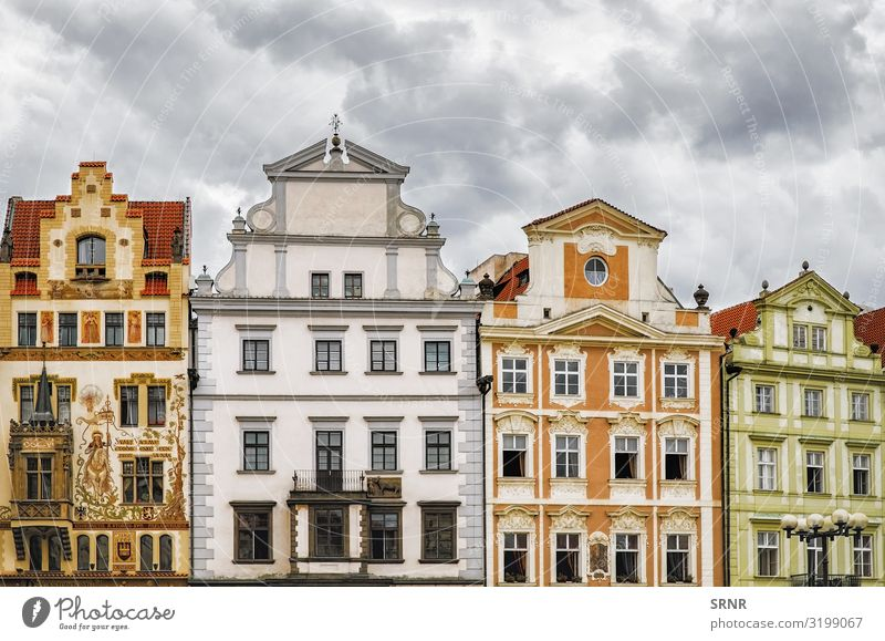 Houses Vacation & Travel Tourism Sightseeing Flat (apartment) House (Residential Structure) Town Old town Building Architecture Facade Ancient City exterior