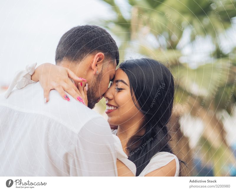 Man and woman embracing with love Woman Embrace Passion tenderness Bonding Love Together Relationship Affectionate Happiness Youth (Young adults) Cheerful