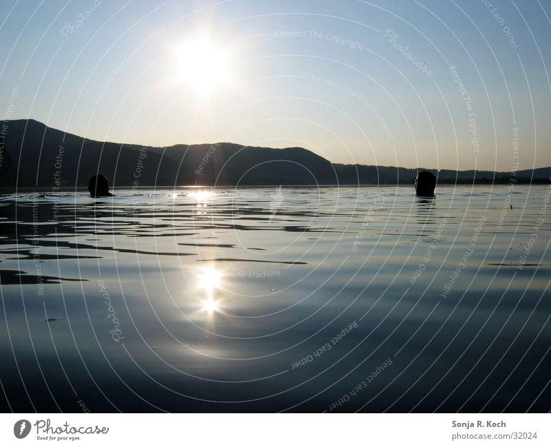 Water Sun Lake Warmth Physics Refrigeration