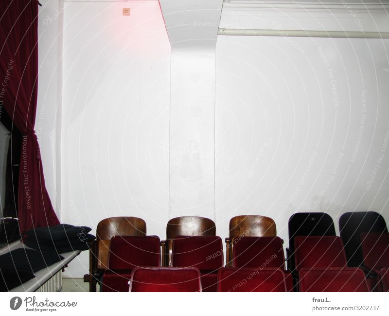 movie theater Event Movie theater program auteur cinema Cinema Hamburg Port City Old Friendliness Uniqueness Retro Red White Anticipation Hospitality Modest