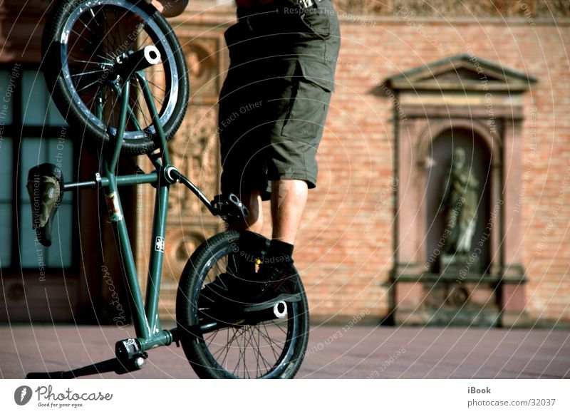 Sports Bicycle Cool (slang) BMX bike Trick Driver