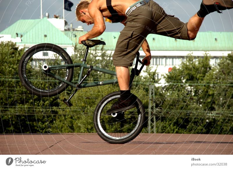 Sports Cool (slang) BMX bike Trick Driver