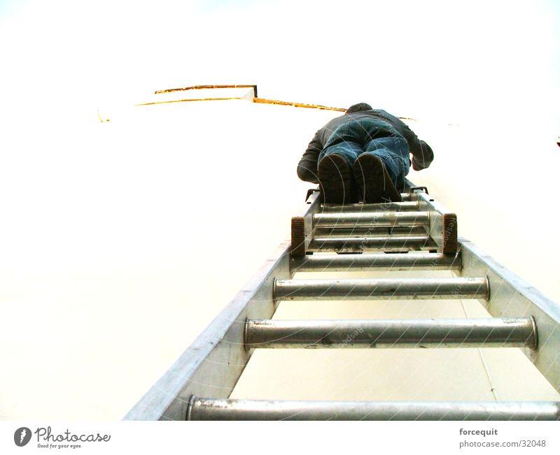 Working 1 Industry ladder working