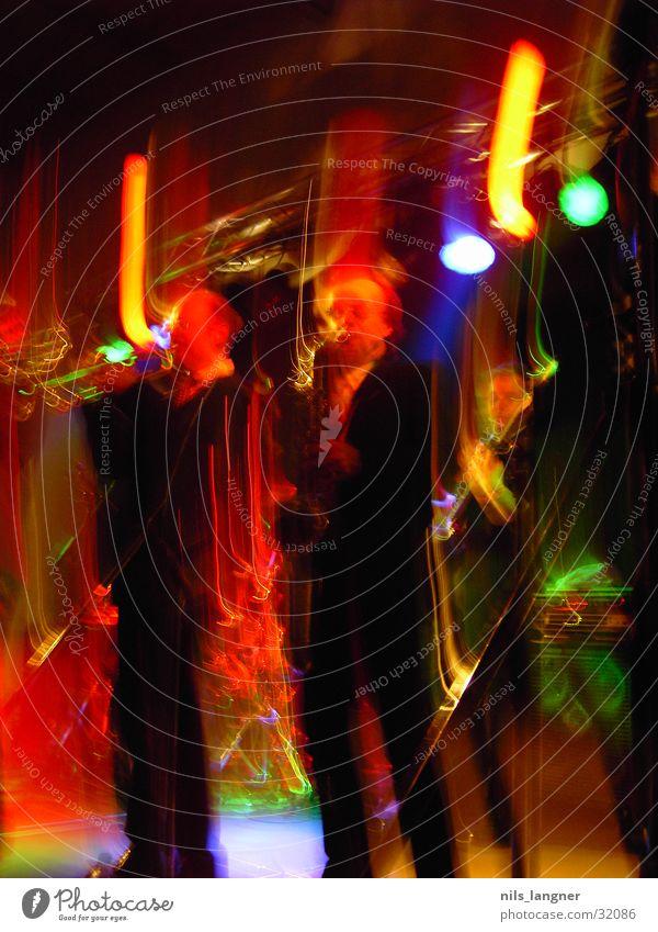 Universal 3 Multicoloured Concert Music Universals 2004 Freiburg im Breisgau String Blurred
