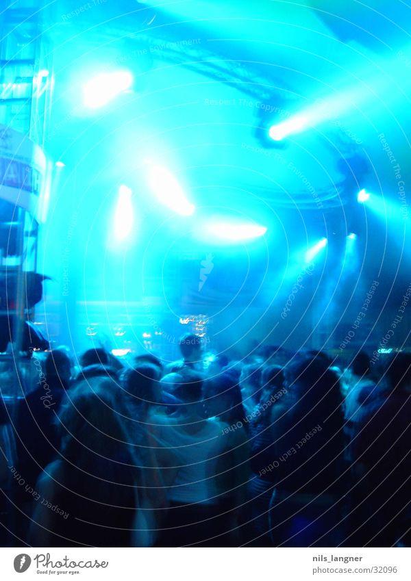 Blue Lamp Party Dance Disco Leisure and hobbies Freiburg im Breisgau Event