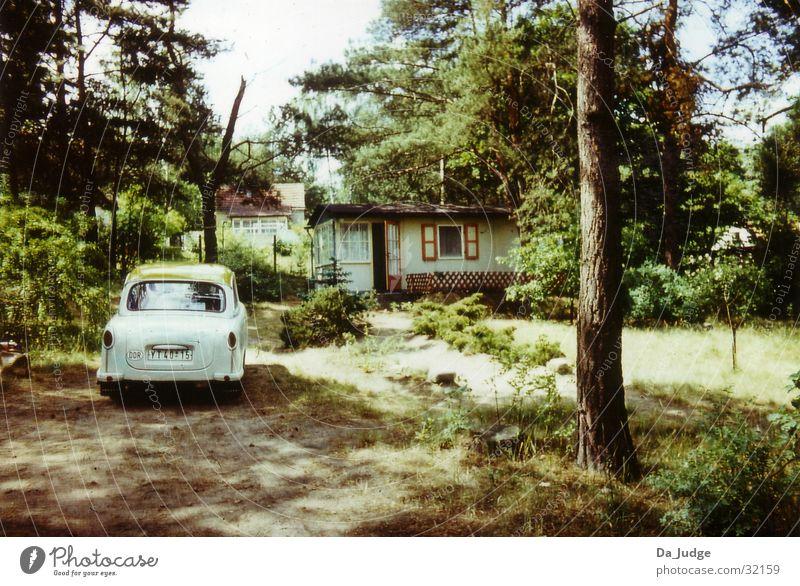 Go Trabi Go Trabbi Nostalgia Forest Transport Car GDR