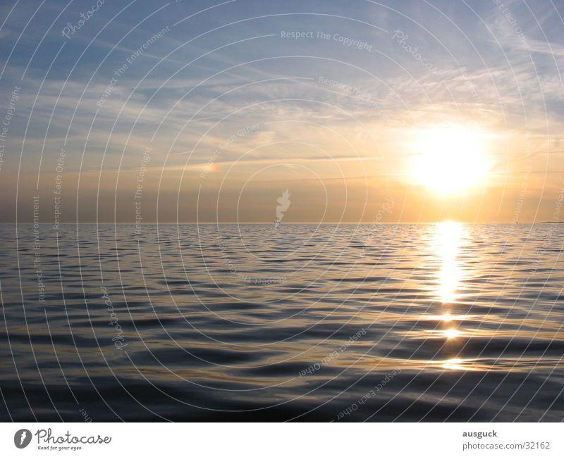 Sun Calm Watercraft Waves Peace Sailing Dusk Yacht Drop anchor Sport boats