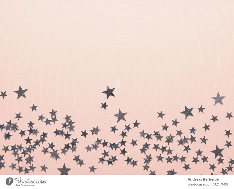Pink Christmas background with stars Style Design Winter Christmas & Advent Decoration Sign abstract pattern blue white wallpapers snowflake Starling snowflakes