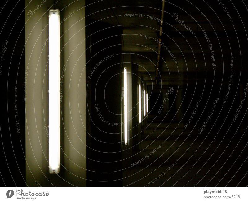 neon Neon light Vertical Black Grading Installations Architecture Room Deep Gallery