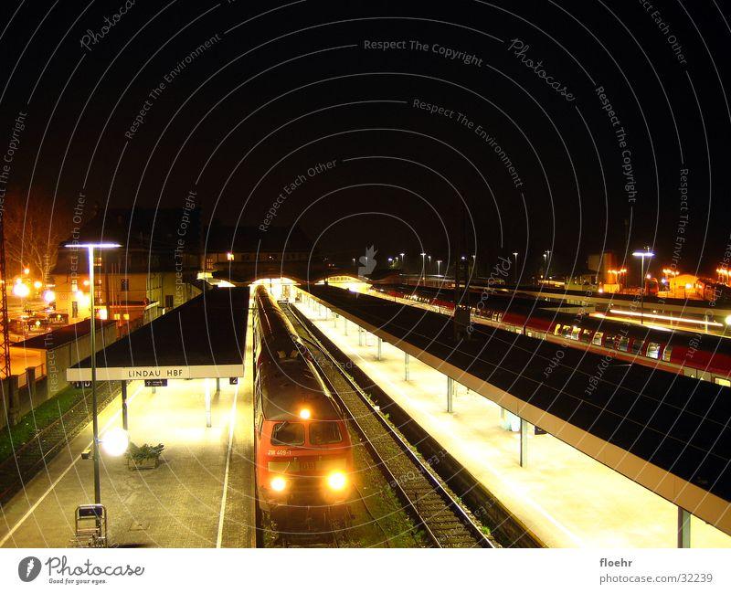 Railroad Technology Train station Engines Electrical equipment Railroad car Lindau