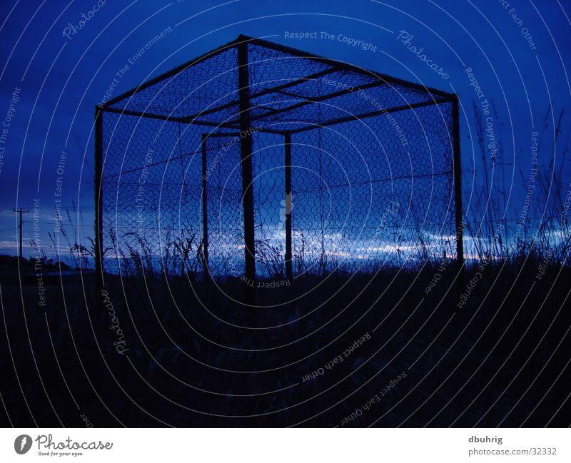 Sky Blue Australia Cage