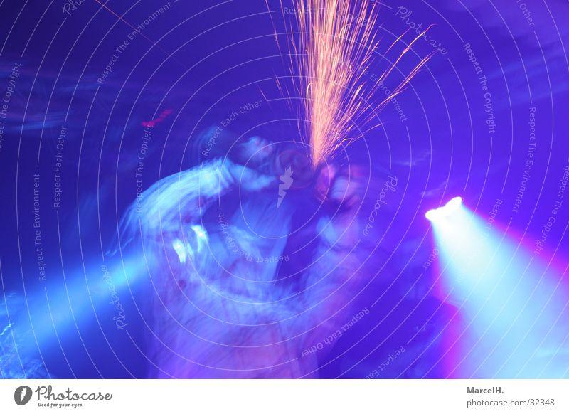 Blue Party Group Blaze Tool Spark Saw Circular saw Circular hand saw