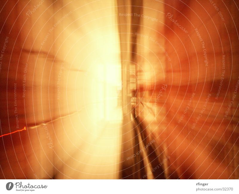 cubic window Window Zoom effect Light Middle Long exposure extruded Cubic Cube 3rd dimming cubic volume