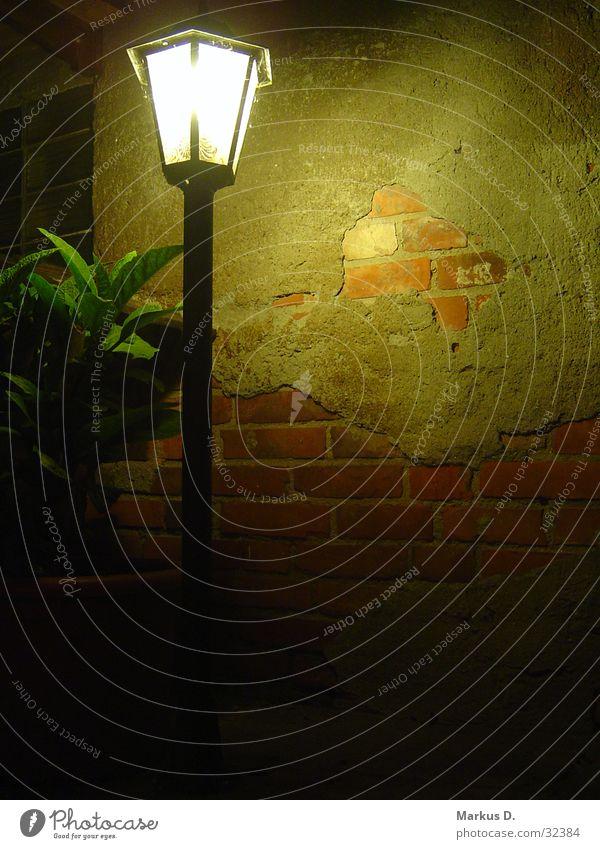 Lamp Garden Wall (barrier) Lighting Leisure and hobbies Farm Lantern Plaster