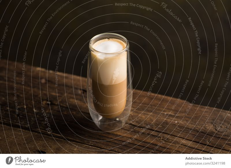 Cups of tasty hot coffee drink on wooden table cup foam beverage delicious froth refreshment sweet flavor saucer aromatic caffeine addicted cappuccino latte