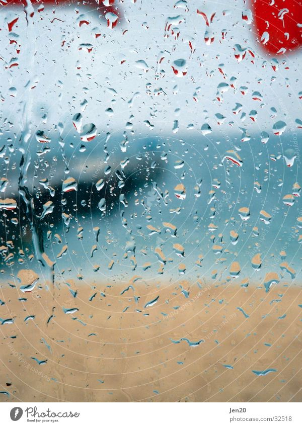 sea view Ocean Beach Rain Vacation & Travel Vantage point Europe