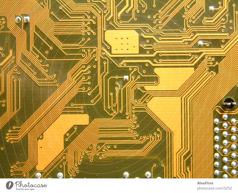 Technology Circuit board Electronics Electrical equipment Motherboard