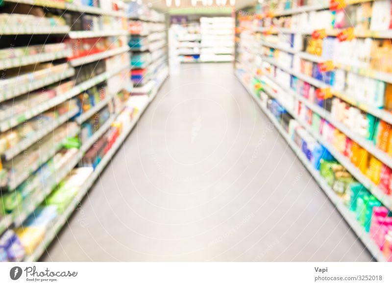 Market shop or supermarket interior Blue Green White Red Food Lifestyle Yellow Interior design Movement Health care Business Orange Pink Design Decoration