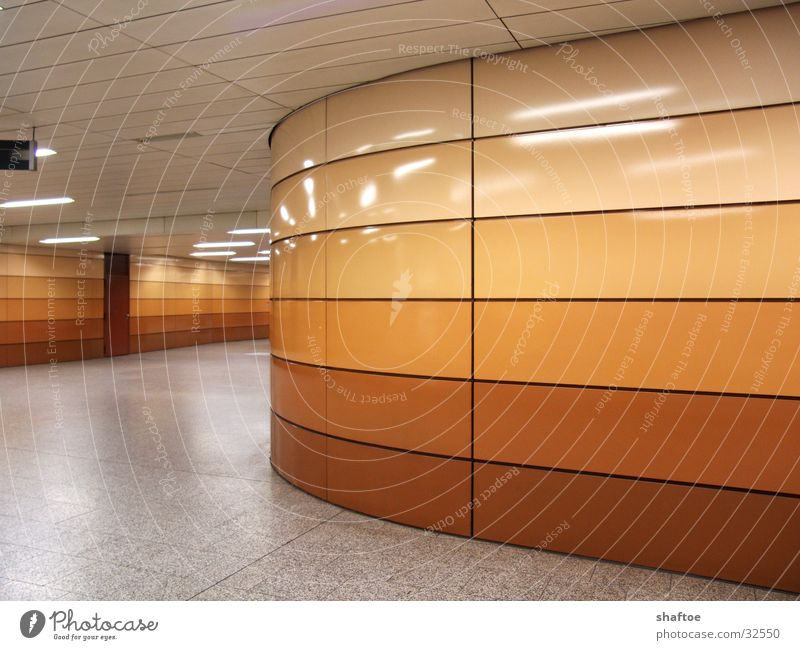 Subway '72 Underground London Underground Munich Seventies Architecture 1972