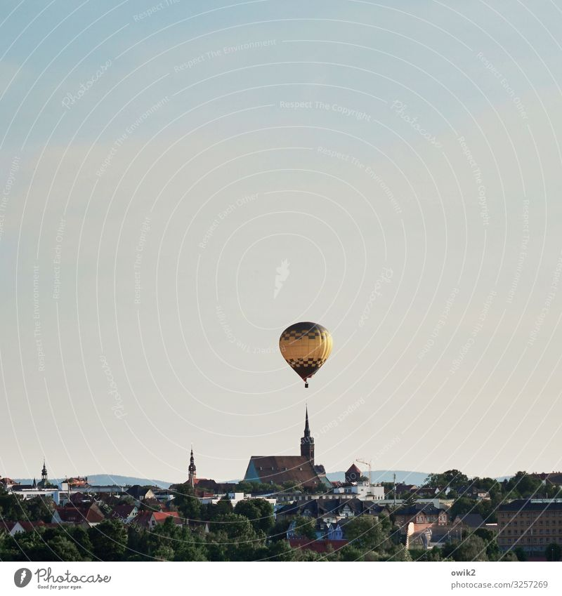 Full risk Sky Clouds Beautiful weather Bautzen Germany Small Town Skyline Populated House (Residential Structure) Church Dome Building Church spire