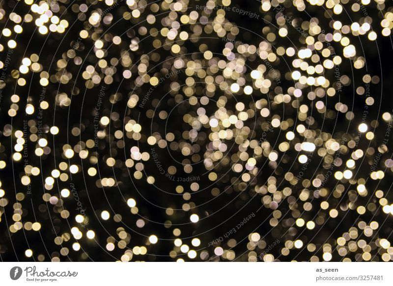Christmas & Advent White Joy Dark Black Life Emotions Feasts & Celebrations Party Moody Design Bright Illuminate Modern Gold Glittering