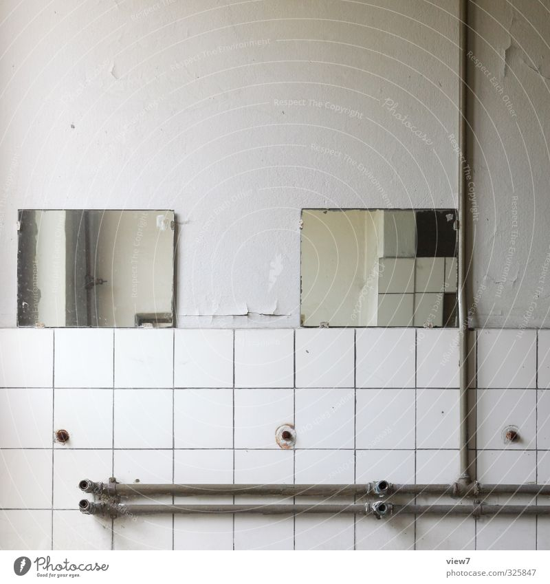 #325847 Living or residing House (Residential Structure) Redecorate Moving (to change residence) Interior design Furniture Mirror Bathroom Industry Ruin Stone