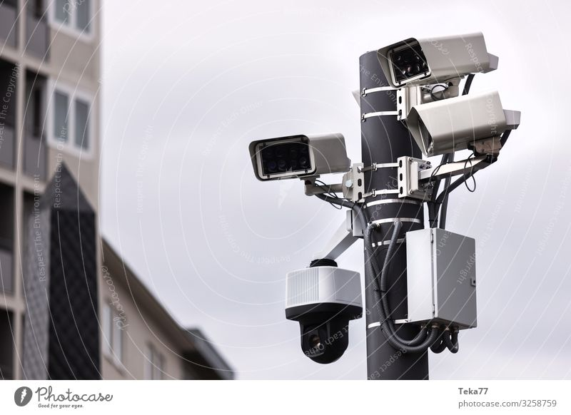 #Camera surveillance Video camera Machinery Technology High-tech Telecommunications Information Technology Internet Fear Surveillance camera surveillance