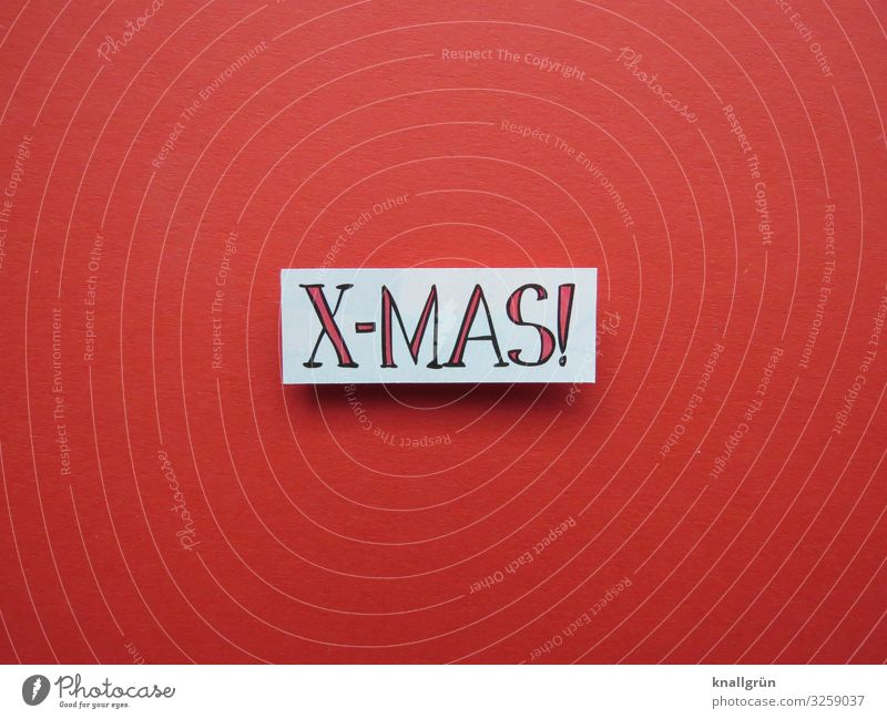 X-MAS! Characters Signs and labeling Feasts & Celebrations Communicate Red White Emotions Moody Joy Happiness Contentment Anticipation Together Curiosity