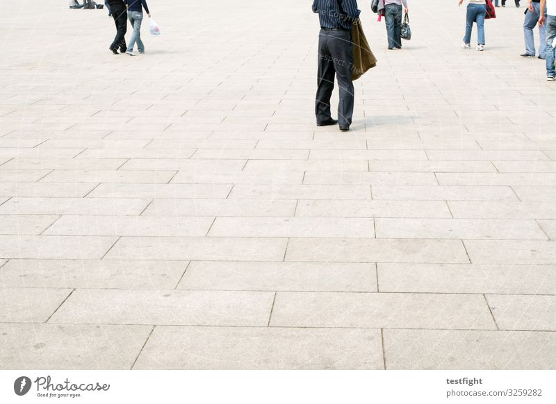 It's coming from something like this. Human being Group Crowd of people Places Movement Walking Going Legs City square Extensive Exterior shot Copy Space bottom