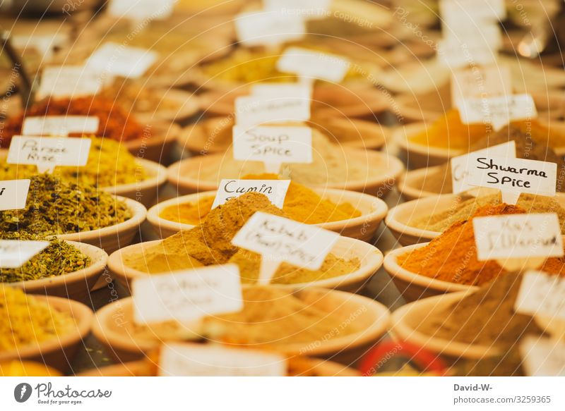 exotic spices Food Herbs and spices Nutrition Organic produce Lifestyle Shopping Elegant Style Design Exotic Vacation & Travel Tourism City trip Art Work of art