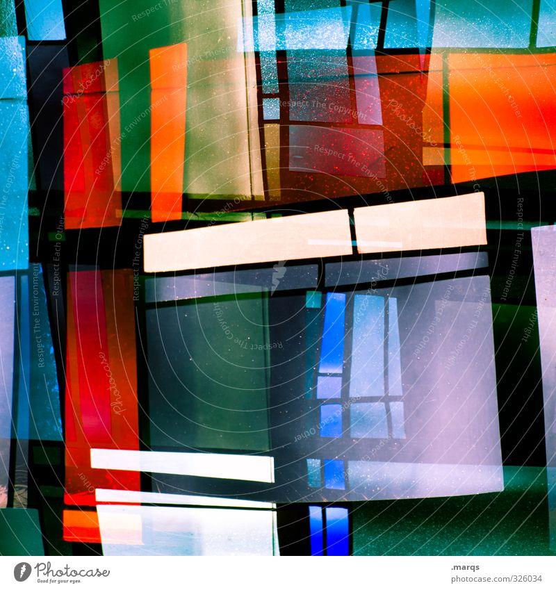 Colour Window Style Lifestyle Art Exceptional Line Design Illuminate Decoration Elegant Esthetic Crazy Creativity Uniqueness Stripe