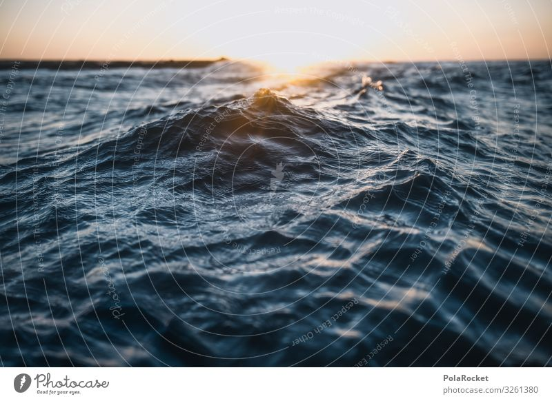 #A0# Atlantic breast Environment Climate Climate change Weather Beautiful weather Esthetic Water Waves Ocean Swell Undulation Wellenkuppe Sea water