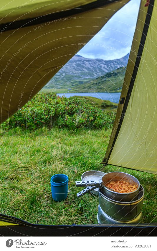living room window Food Dough Baked goods Soup Stew Lunch Italian Food Mug Tourism Trip Adventure Camping Mountain Hiking Nature Landscape Clouds Alps Delicious