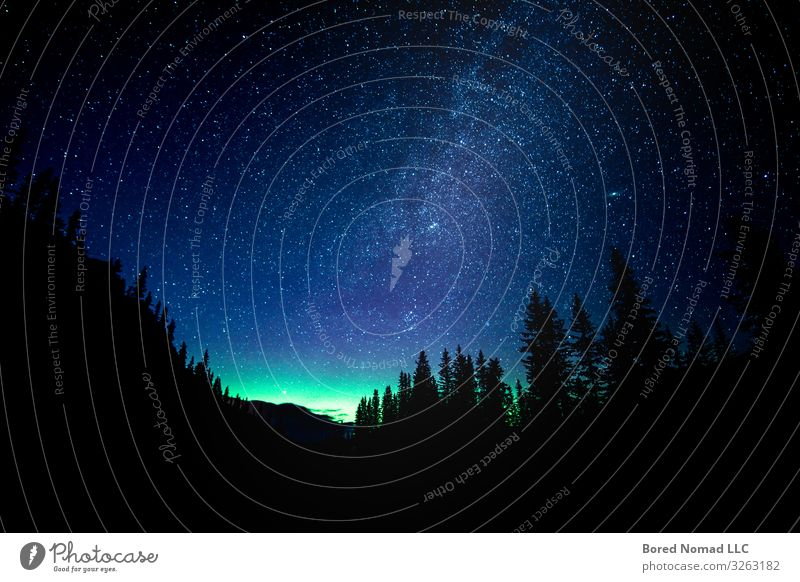 Aurora Borealis Milkyway Design Vacation & Travel Tourism Adventure Sightseeing Expedition Camping Summer Summer vacation Mountain Hiking Science & Research