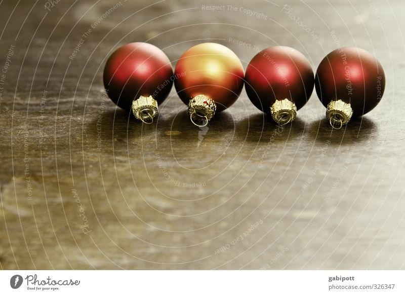 ready for use Harmonious Contentment Living or residing Christmas & Advent Round Multicoloured Gold Orange Red Anticipation Culture Symmetry Desire Time