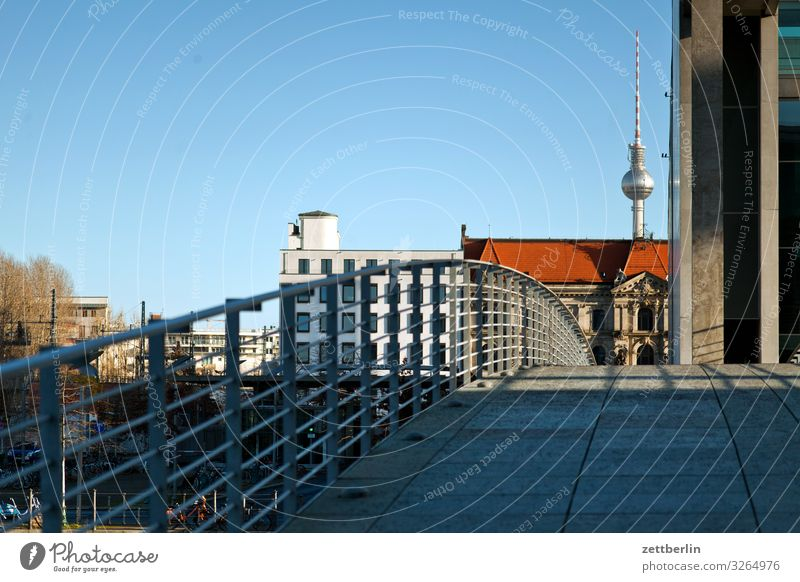 television tower Architecture Berlin Reichstag Germany Capital city Federal Chancellery marie elisabeth lüders house Parliament Government Seat of government
