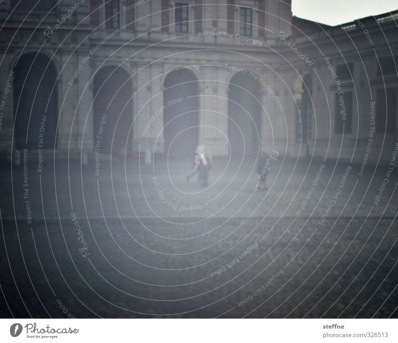 lateran Rome Italy Church Dome Tourist Attraction Esthetic San Giovanni in Laterano Cathedral Clergyman Nun Mystic Subdued colour Exterior shot Experimental